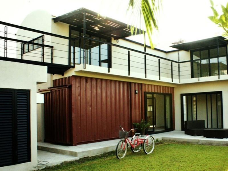 Eficcacia viviendas modulares mediante contenedores - Contenedores para vivir ...